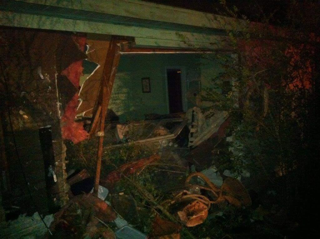 Dad's House Wrecked 1